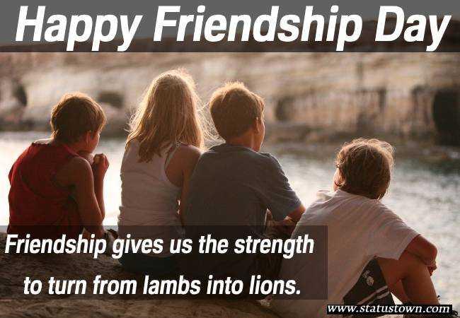 Friendship Day 2020 Wishes