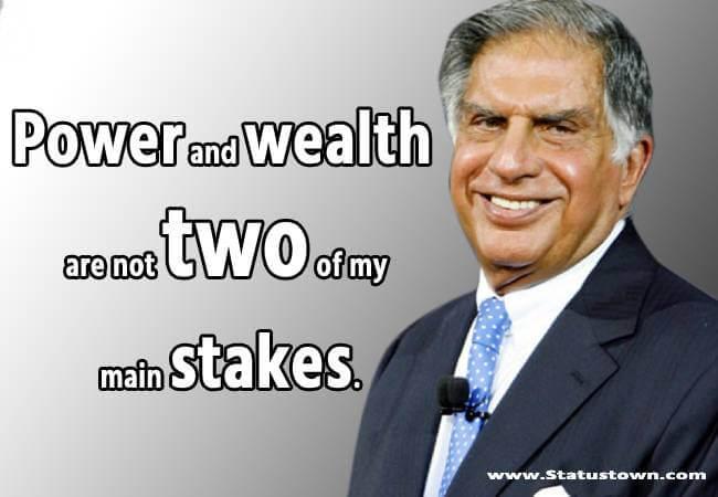 ratan tata famous quotes