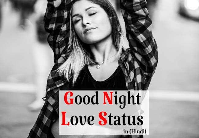 good night love status