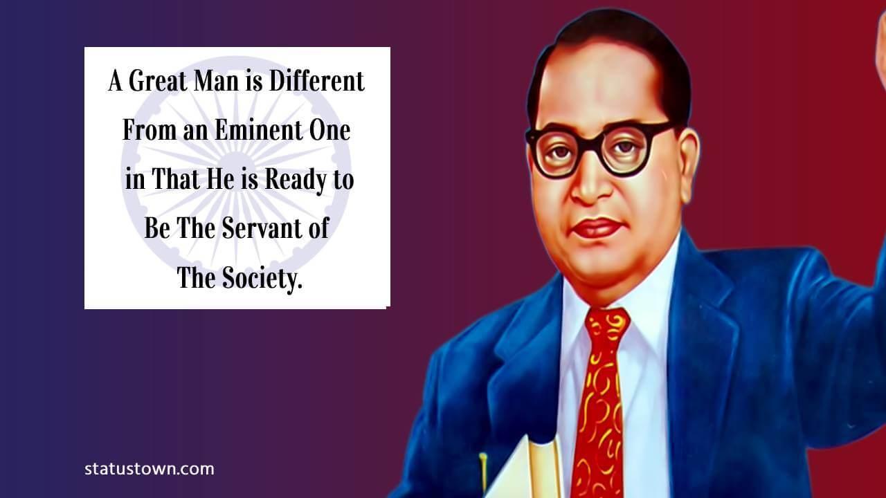 BR ambedkar Quotes image
