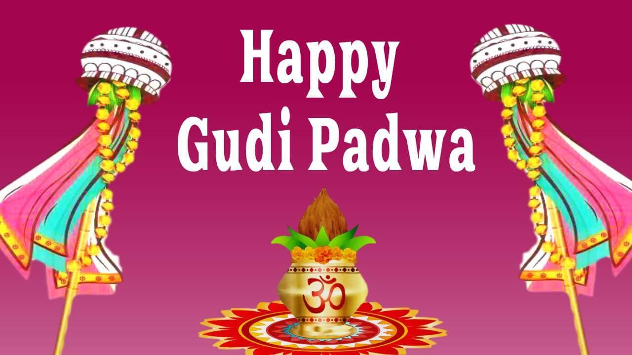 Gudi Padwa Status 2021: Gudi Padwa Wishes, GIF Images, Messages, and Whatsapp Status