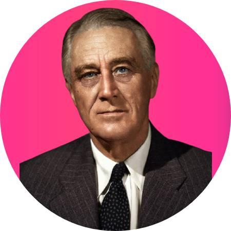 Franklin D. Roosevelt Quotes