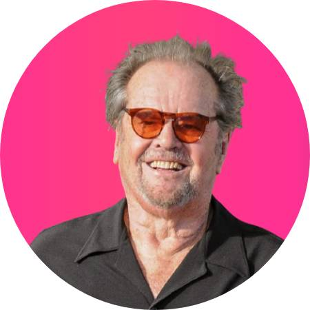 Jack Nicholson Quotes, Status, and Thoughts
