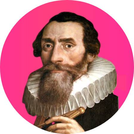 Johannes Kepler Quotes