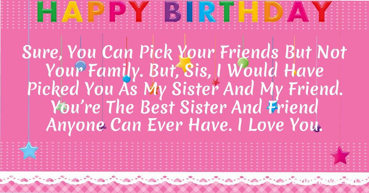 Emotional Happy Birthday Wishes
