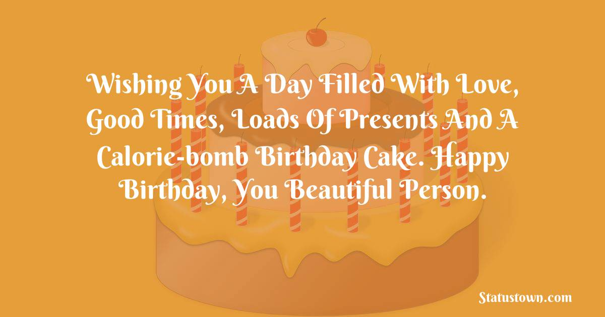 Birthday Text for Friends