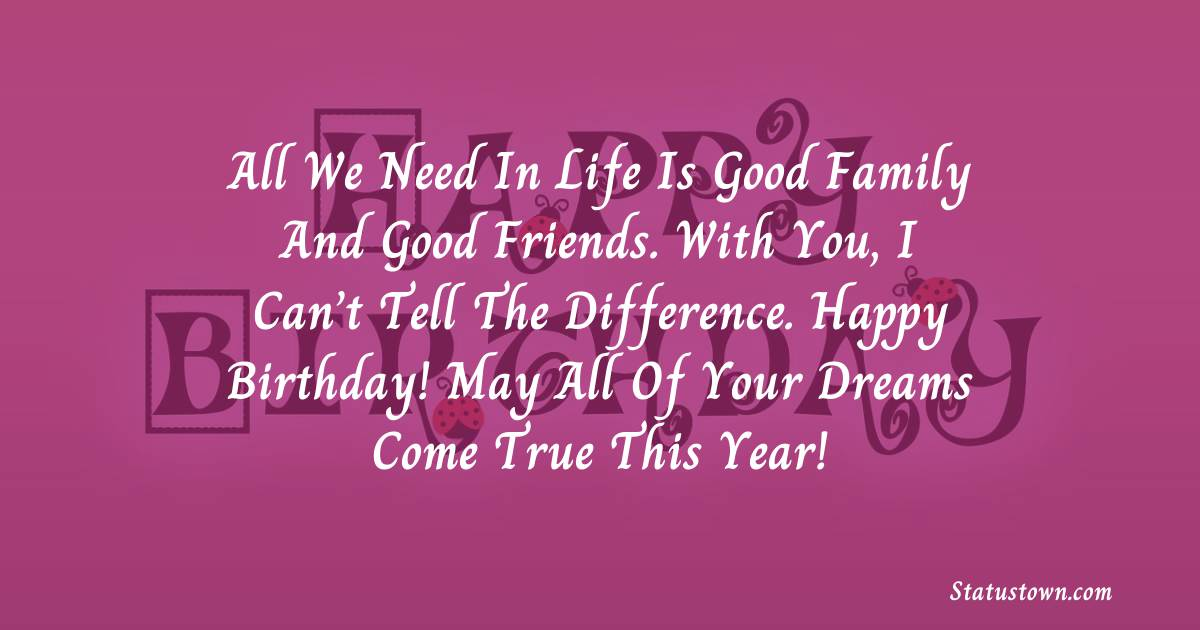 Heart Touching Birthday Wishes for Friends