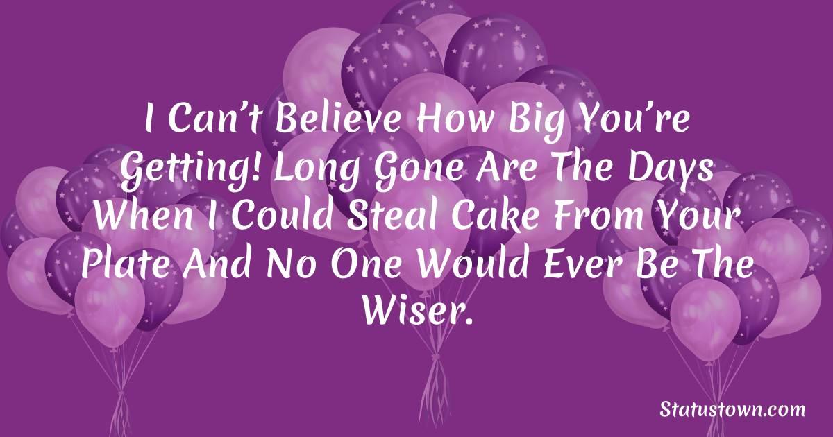 Lovely Funny Birthday Wishes