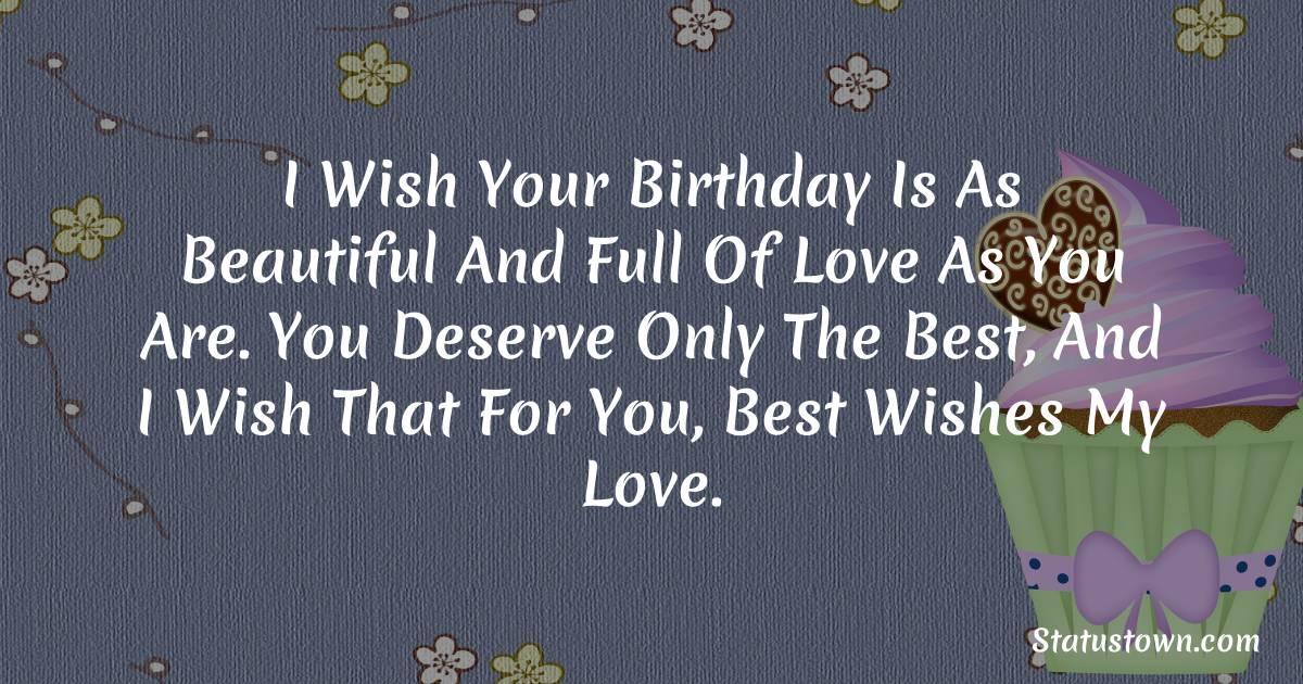 Birthday Shayari for Mother