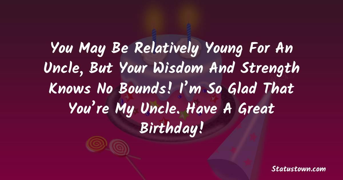 Emotional Advance Birthday Wishes