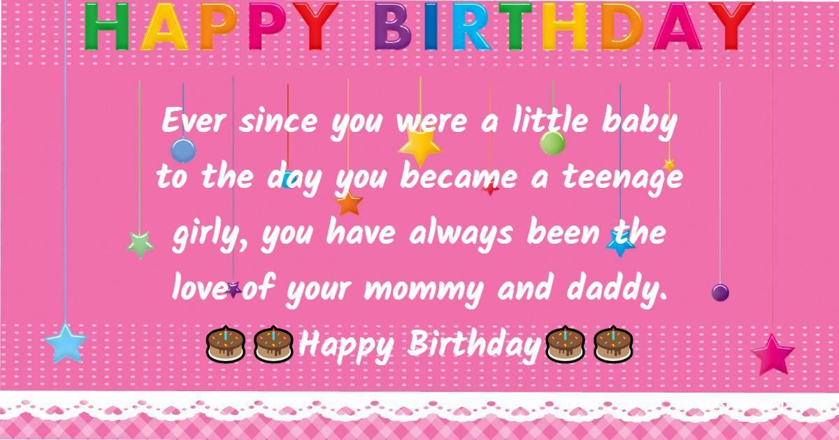 latest 16th Birthday Wishes