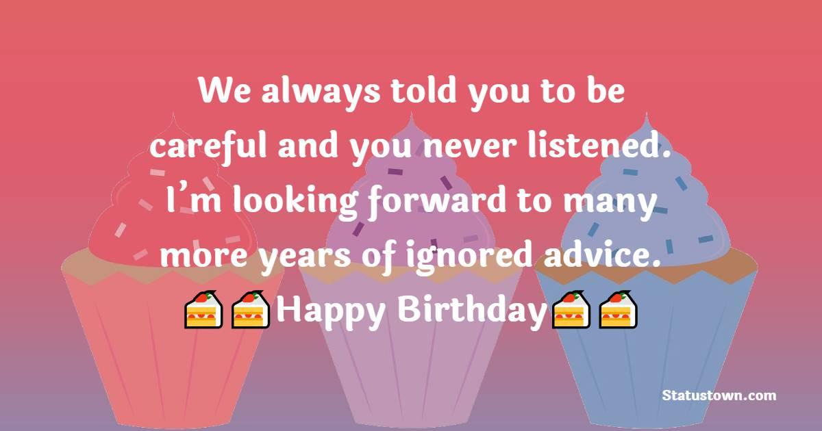 Short 18th Birthday Wishes