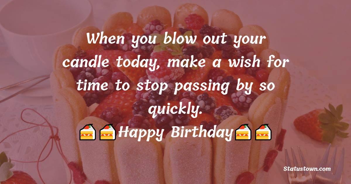 Unique 1st Birthday Wishes