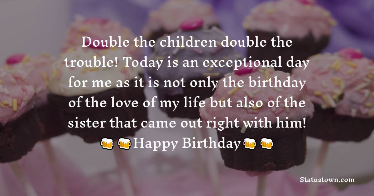 Birthday Wishes For Sister In Law