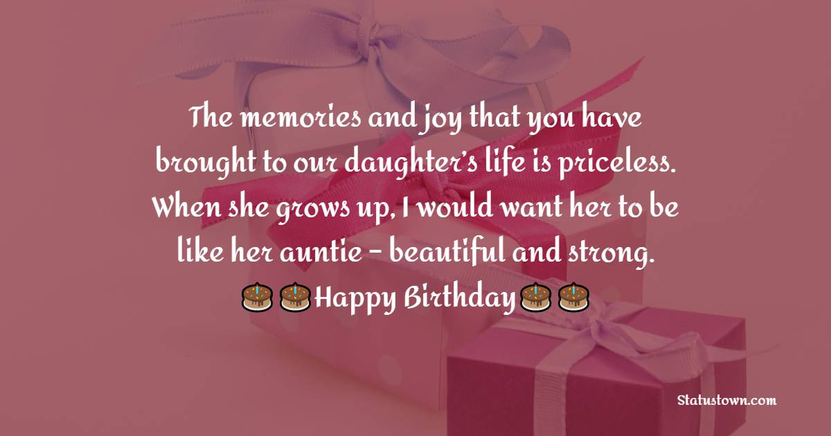 Nice Birthday Wishes For Sister In Law