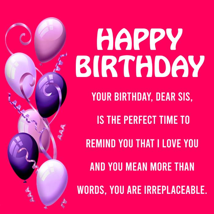 Short Birthday Wishes For Sister In Law