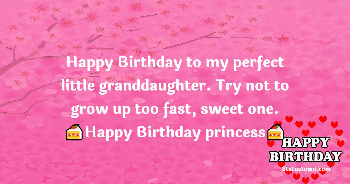 meaningful Birthday Wishes for Baby Girl
