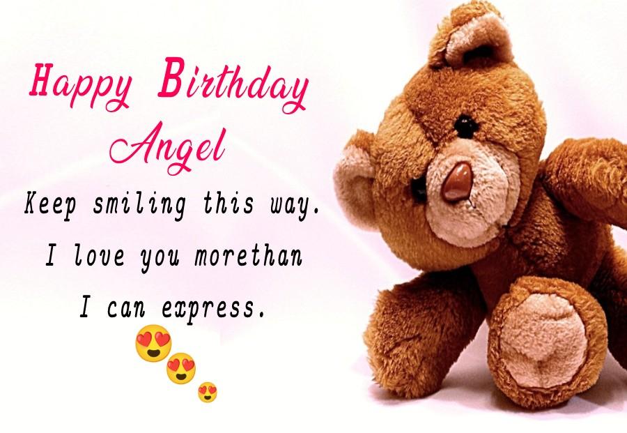 Short Birthday Wishes for Baby Girl