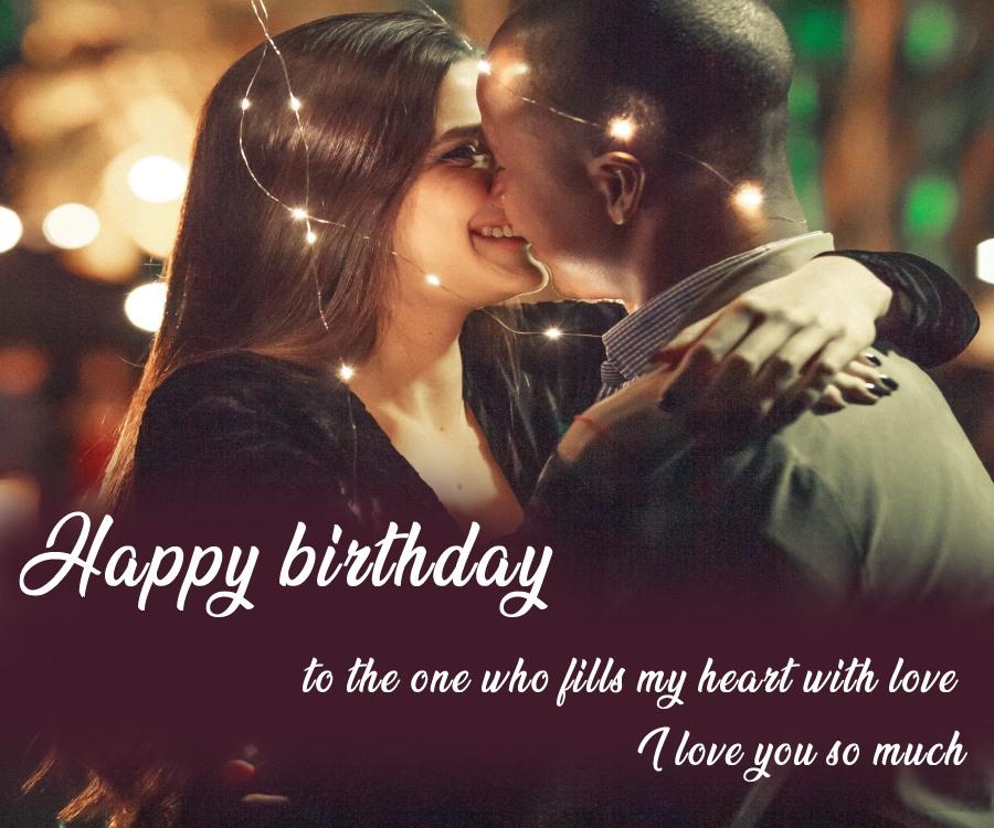 Best Birthday Wishes for Boyfriend