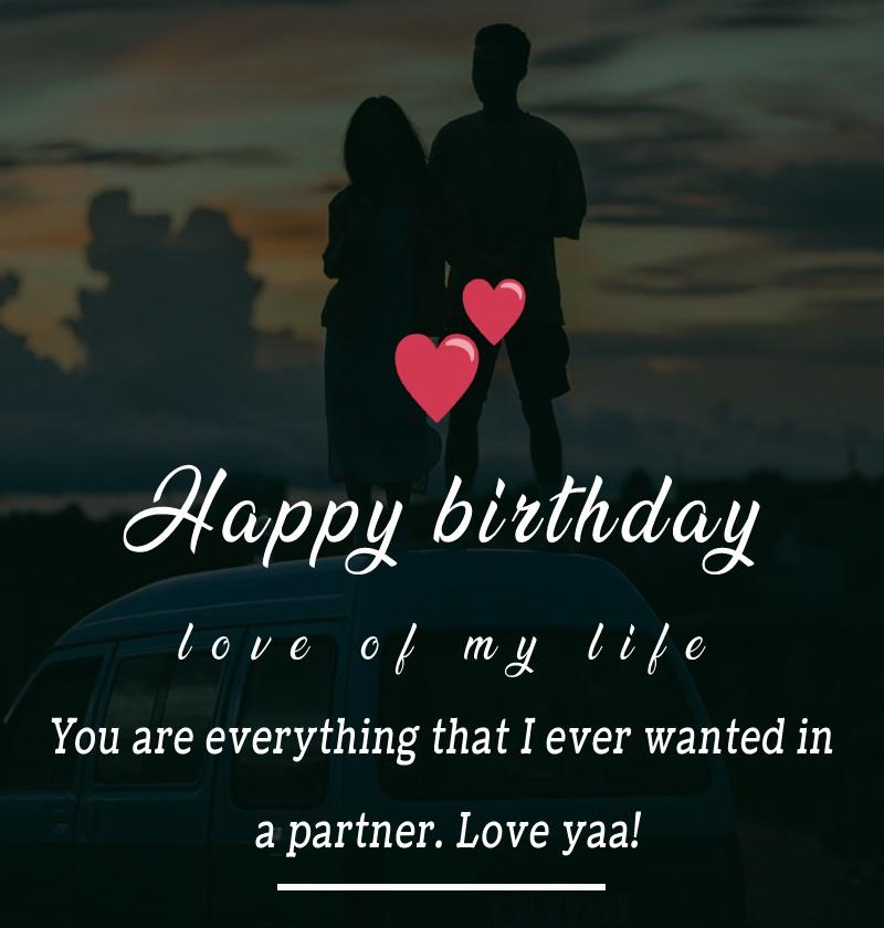 Short Birthday Wishes for Boyfriend