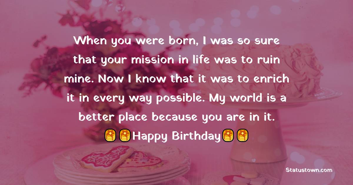 Unique Birthday Wishes for Cousin