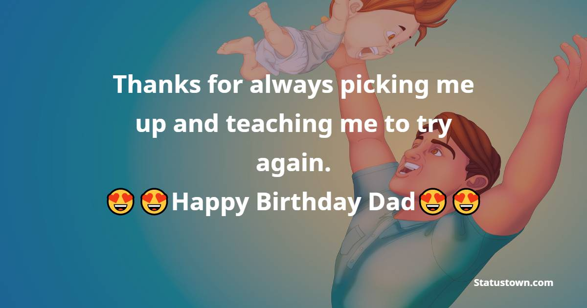 Top Birthday Wishes for Dad