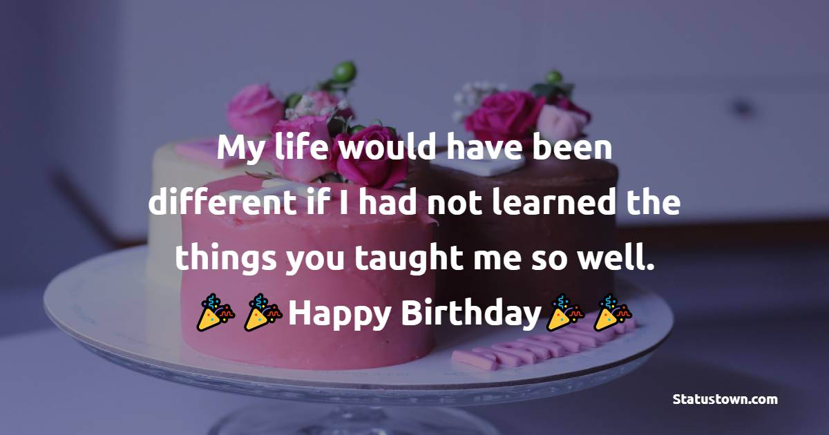 Deep Birthday Wishes for Father in Law