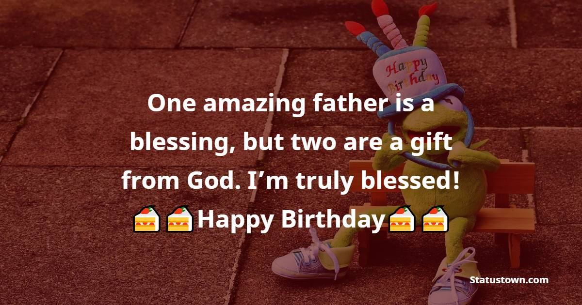 latest Birthday Wishes for Father in Law