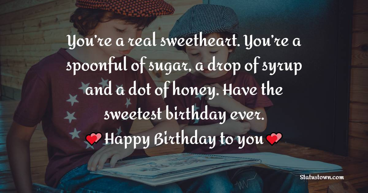 Lovely Birthday Wishes for Friends
