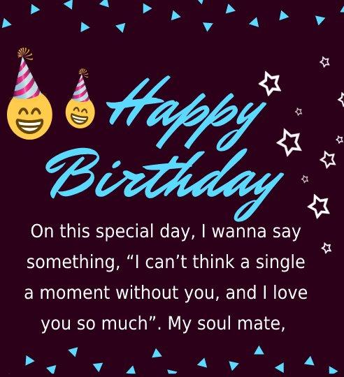 latest Birthday Wishes for Girlfriend