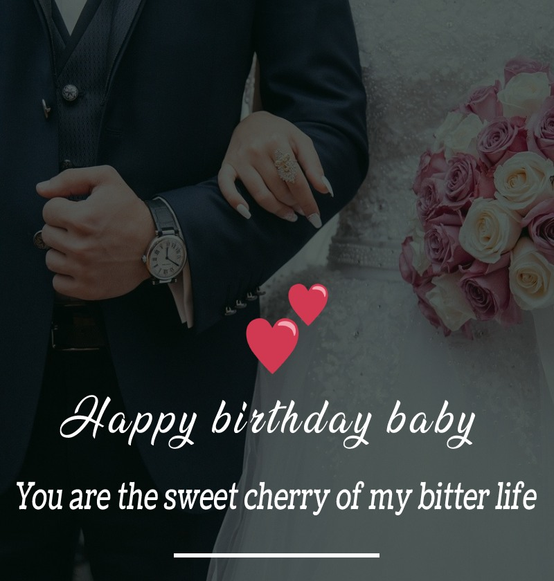 Simple Birthday Wishes for Girlfriend