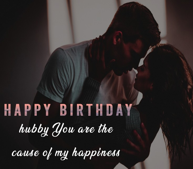 Simple Birthday Wishes for Husband