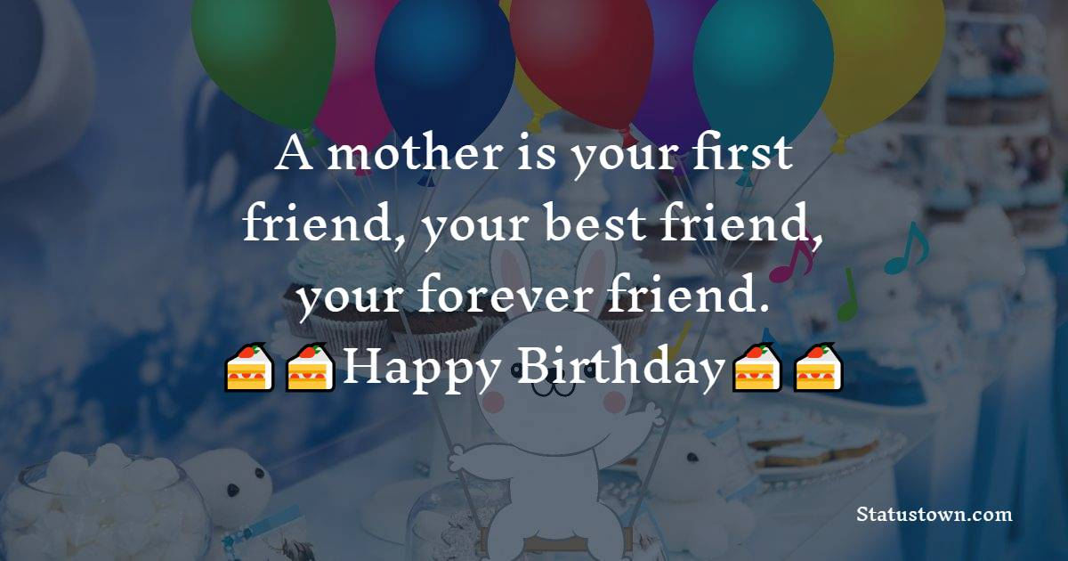 Birthday Wishes for Mother