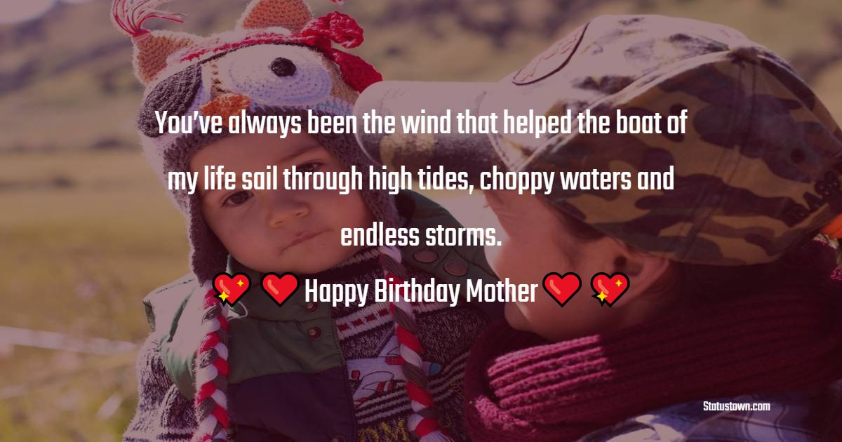 Deep Birthday Wishes for Mother