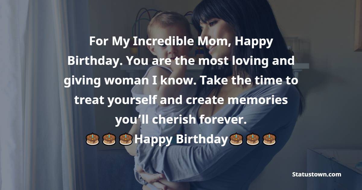 latest Birthday Wishes for Mother