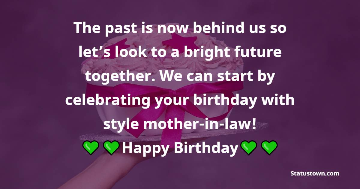 meaningful Birthday Wishes for Mother in Law