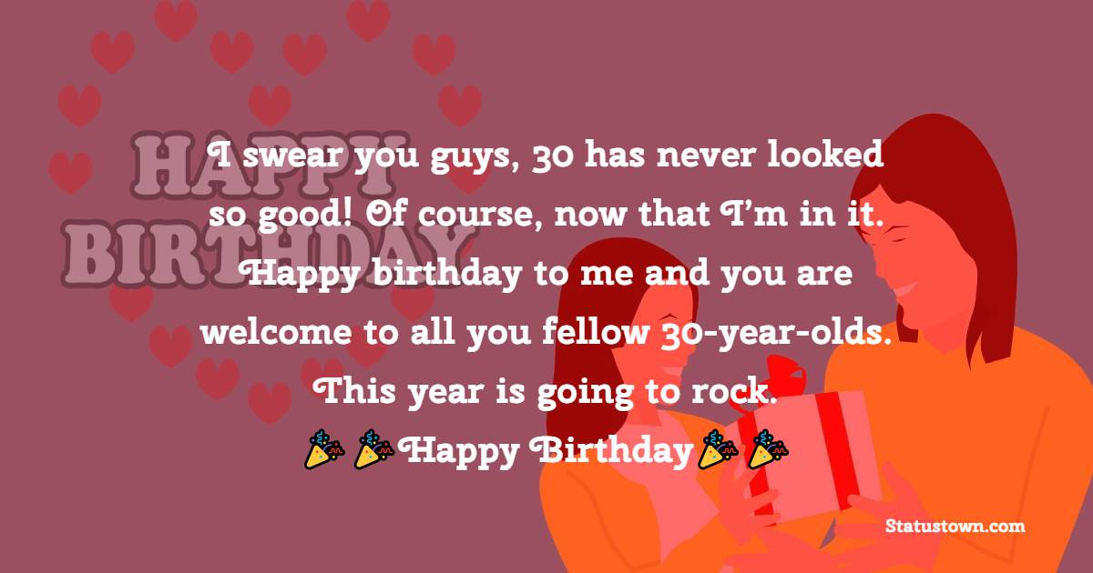 Birthday Wishes for Myself