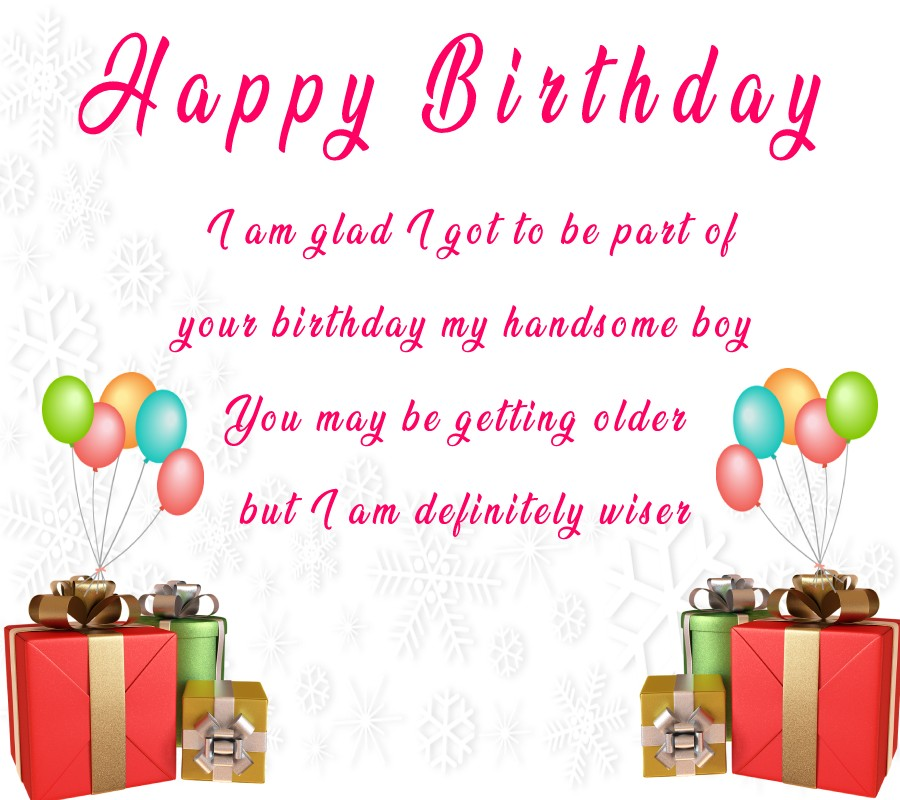 Deep Birthday Wishes for Nephew