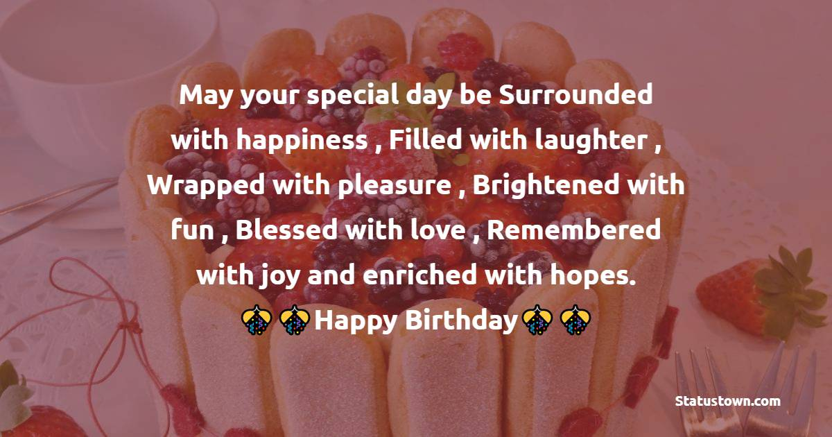 Birthday Wishes for Students