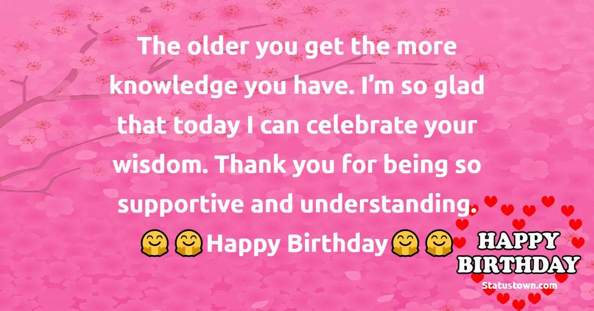 Sweet Birthday Wishes for Teacher