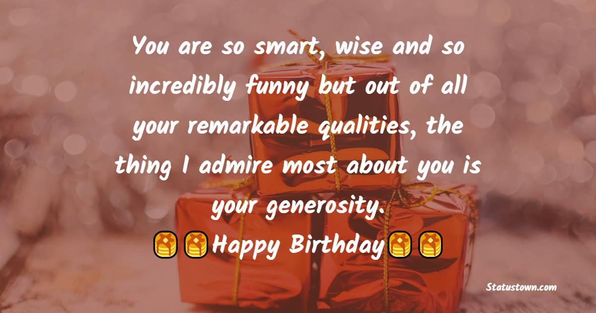 Short Birthday Wishes for Teacher