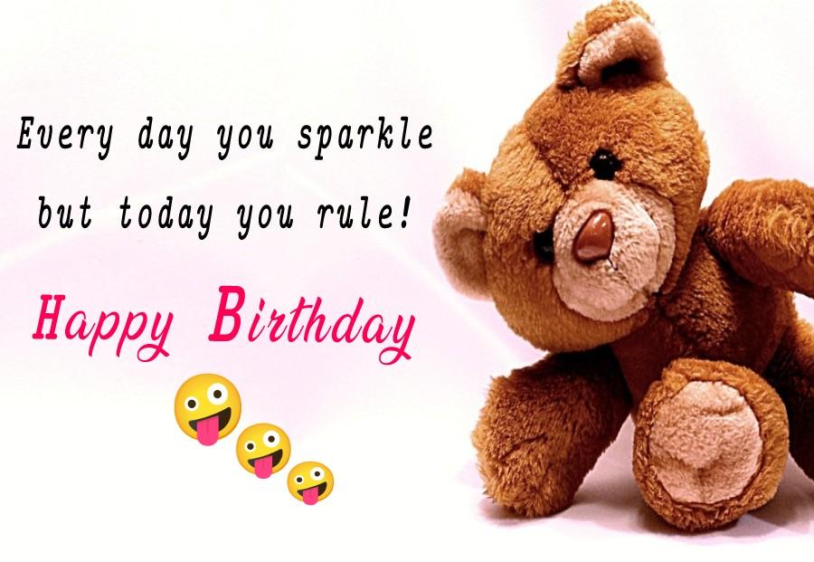 Unique Funny Birthday Wishes