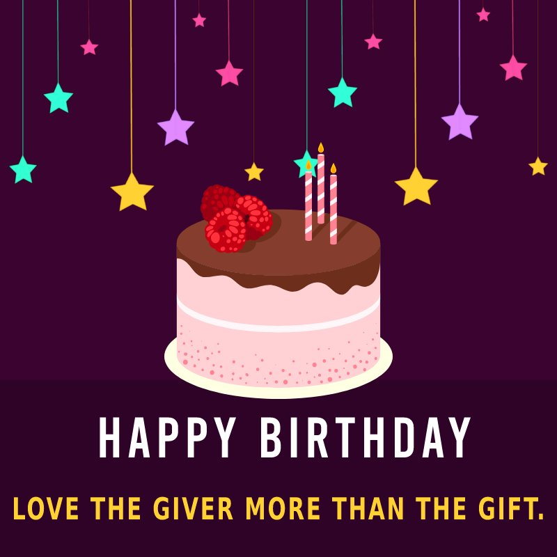 Unique Happy Birthday Wishes