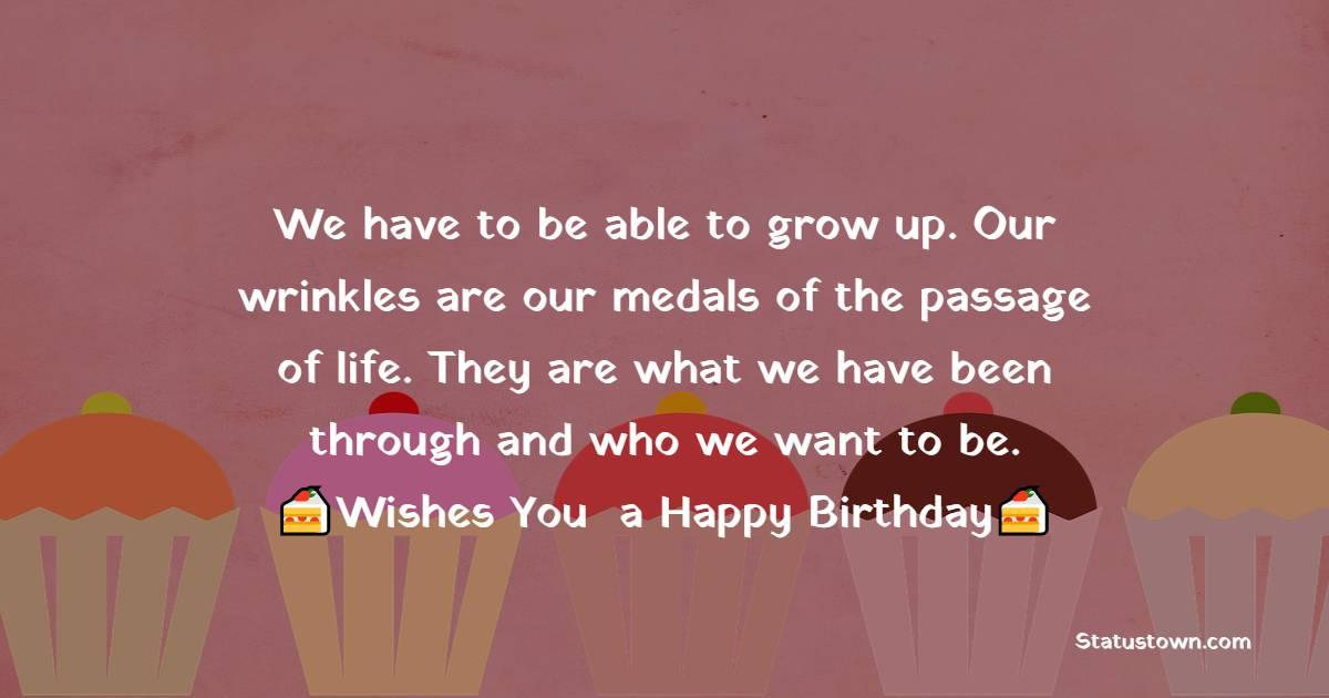 Deep Happy Birthday Wishes
