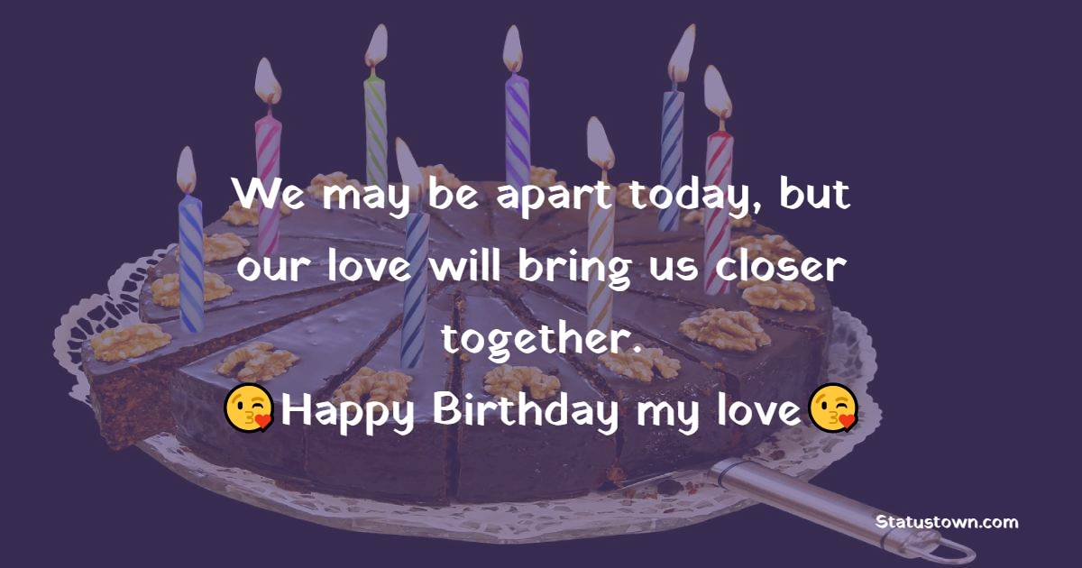 meaningful Romantic Birthday Wishes