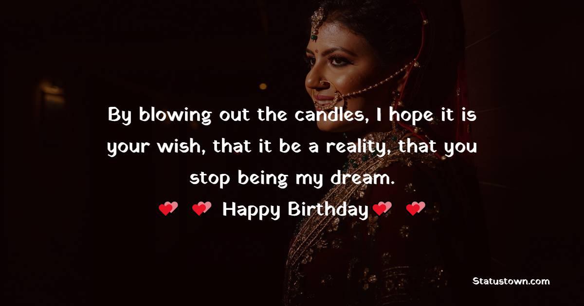Best Romantic Birthday Wishes