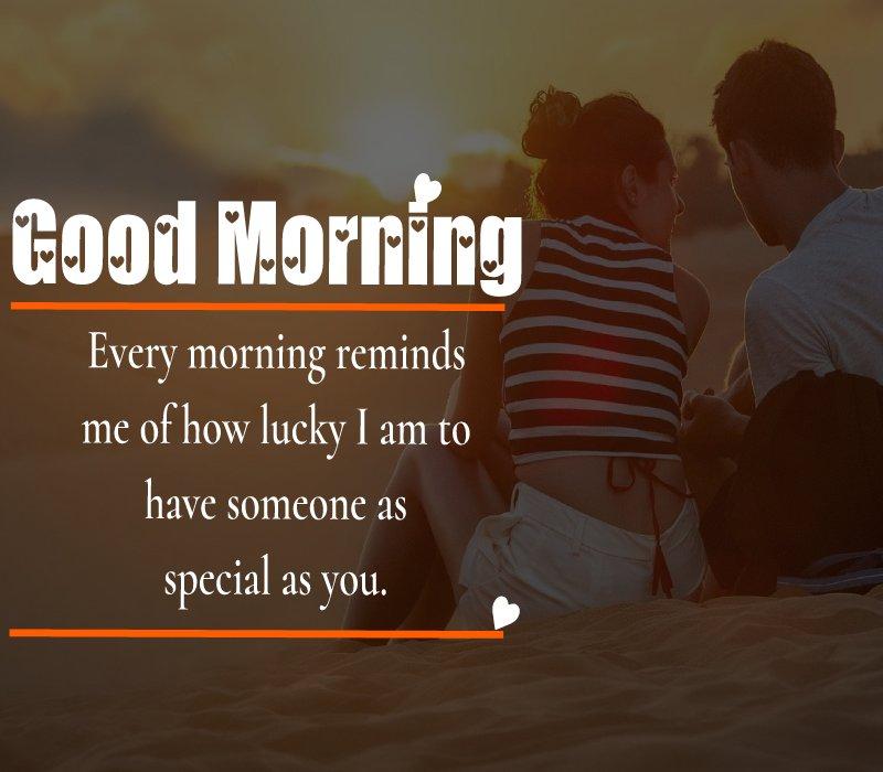 Unique good morning love messages