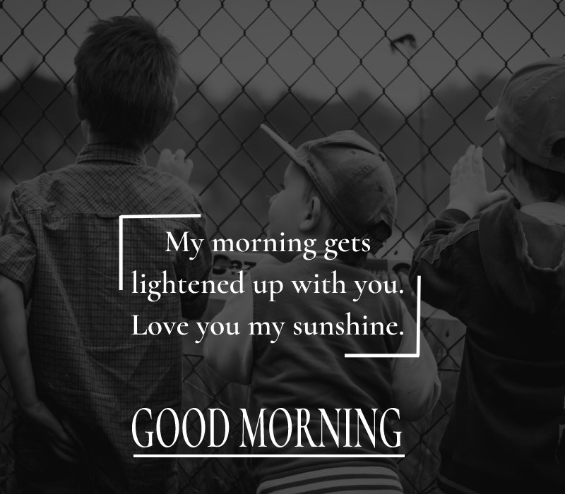 meaningful good morning message for friends