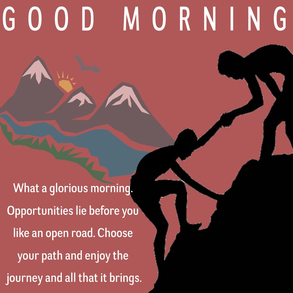 Short good morning message for friends