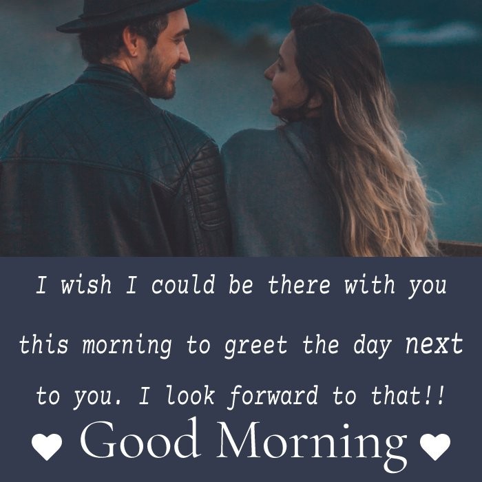 Heart Touching good morning message for husband